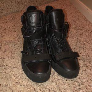 Giuseppe high top men's boots